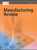 Manufacturing Review Cover page